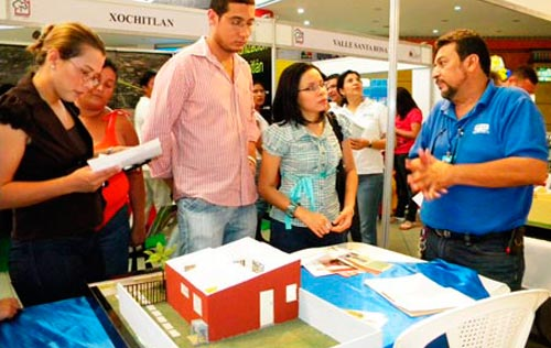 Feria de Expovivienda en Nicaragua